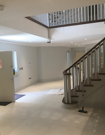 painting-stairs-hallways-residential-new-build
